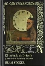 Portada del libro El invitado de Drácula y otros relatos extraños y macabros
