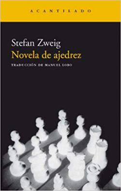 Portada del libro Novela de ajedrez