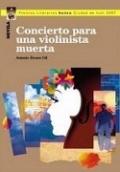 Portada del libro Concierto para una violinista muerta
