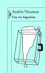 Portada del libro Una vez Argentina