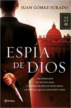 Portada del libro Espía de Dios