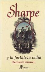Portada del libro Sharpe y la fortaleza india