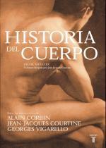 Portada del libro Historia del cuerpo, vol. III