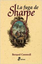 Portada del libro La fuga de Sharpe