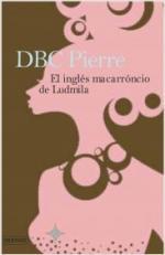 Portada del libro El inglés macarrónico de Ludmila