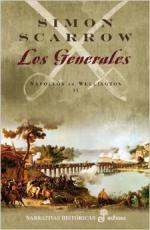 Portada del libro Los generales: Napoleon vs Wellington II