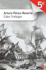 Portada del libro Cabo Trafalgar