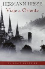 Portada del libro Viaje a Oriente