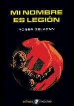 Portada del libro Mi nombre es legión