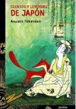 Portada del libro Cuentos y leyendas de Japón