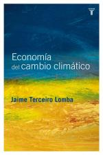 Portada del libro Economía del cambio climático