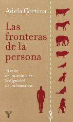 Portada del libro Las fronteras de la persona
