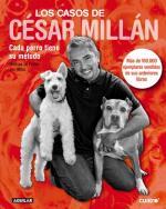 Portada del libro Los casos de César Millán