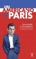 Portada del libro Un americano en París