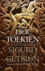 Portada del libro La leyenda de Sigurd y Gudrún