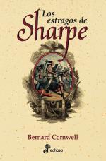 Portada del libro Los estragos de Sharpe