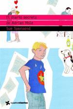 Portada del libro El diario secreto de Adrian Mole