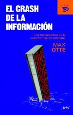 Portada del libro El crash de la información