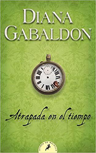 Portada del libro Atrapada en el tiempo (Saga Outlander 2)