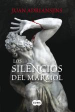 Portada del libro Los silencios del mármol