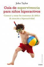 Portada del libro Guía de supervivencia para niños hiperactivos