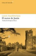 Portada del libro El rector de Justin