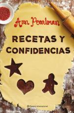 Portada del libro Recetas y confidencias