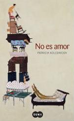 Portada del libro No es amor