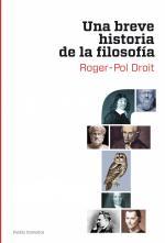 Portada del libro Una breve historia de la filosofía