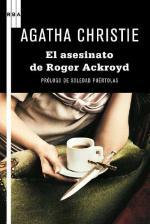 Portada del libro El asesinato de Roger Ackroyd
