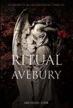 Portada del libro El ritual de Avebury. La profecía de las hermanas III