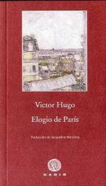 Portada del libro Elogio de París