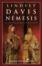 Portada del libro Némesis