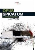 Portada del libro Opus Spicatum. La crónica prohibida