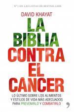 Portada del libro La biblia contra el cáncer