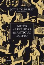 Portada del libro Mitos y leyendas del antiguo Egipto