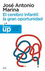 Portada del libro El cerebro infantil: la gran oportunidad
