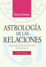 Portada del libro Astrología de las relaciones