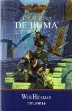 Portada del libro La tumba de Huma (Crónicas Dragonlance 2)