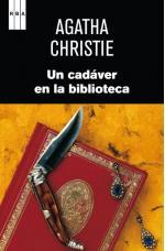 Portada del libro Un cadáver en la biblioteca