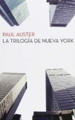 Portada del libro La trilogía de Nueva York