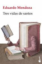 Portada del libro Tres vidas de santos