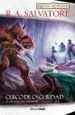 Portada del libro Cerco de Oscuridad: El Legado de Drow III