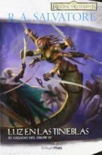 Portada del libro Luz en las Tinieblas: El Legado de Drow IV