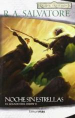 Portada del libro Noche sin Estrellas: El Legado de Drow II