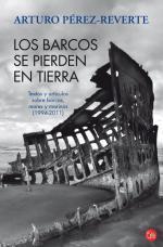 Portada del libro Los barcos se pierden en tierra
