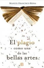 Portada del libro El plagio como una de las bellas artes