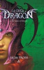 Portada del libro El árbol de Idhunn. La chica dragón 2