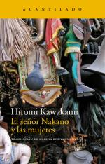 Portada del libro El señor Nakano y las mujeres
