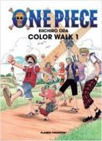 Portada del libro One Piece Color Walk